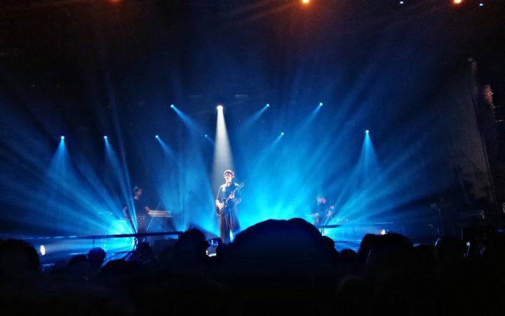 Tamino Konseri. 19.10.19. Yazarın kendi çektiği fotoğraf.