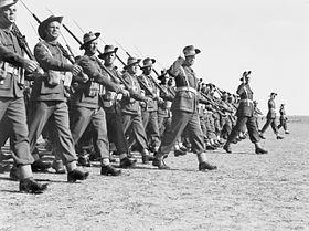 Birinci Dünya Savaşında Avustralya askerleri