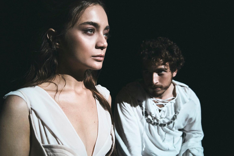 Hamlet- Dijital Sahne